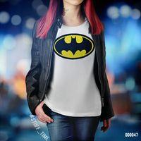 """Футболка женская """"Бэтмен"""" XL (047)"""
