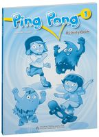 Ping Pong 1. Activity Book