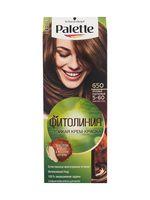 """Крем-краска для волос """"Фитолиния"""" тон: 650, ореховый каштановый"""