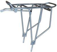 """Багажник для велосипеда """"Uni Al"""" (серебристый; арт. 22321)"""