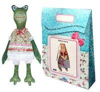 """Подарочный набор для шитья из ткани """"Кукла. Жаклин"""""""