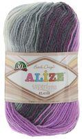 ALIZE. Superlana Klasik Batik №4310 (100 г; 280 м)