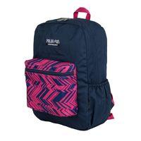 Рюкзак П2199 (15 л; сине-розовый)