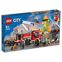 """LEGO City """"Команда пожарных"""""""