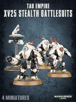 Warhammer 40.000. Tau Empire. XV25 Stealth Battlesuits (56-14)