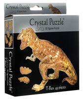 """Пазл """"3D. Динозавр T-Rex"""" (49 элементов)"""