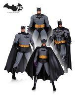 """Набор фигурок """"Бэтмен"""" №1. 4 в 1 (17 см)"""