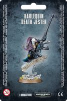 Warhammer 40.000. Harlequin. Death Jester (58-15)