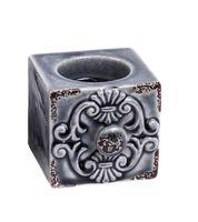 Подсвечник керамический (75х70х70 мм)