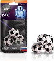 "Ароматизатор подвесной ""Футбол"" (boss; арт. AFFO125)"
