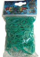 """Набор резиночек для плетения """"Rainbow Loom. Перламутр. Голубая лагуна"""""""