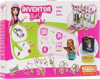 """Конструктор """"Inventor Girl. 30 моделей"""" (166 деталей)"""