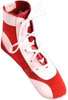 Обувь для самбо П (р.46; замша; красная)