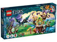 """LEGO Elves """"Нападение летучих мышей на Дерево эльфийских звёзд"""""""