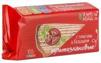 """Хлебцы мультизлаковые """"Хлебцы-Молодцы. С томатами и базиликом"""" (100 г)"""