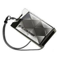 USB Flash Drive 8Gb Silicon Power Touch 850 Titanium Paper Box