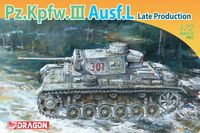 """Средний танк """"Pz.Kpfw.III Ausf.L Late Production"""" (масштаб: 1/72)"""