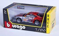 "Модель машины ""Bburago. Porsche 911 GT3 RSR"" (масштаб: 1/24)"