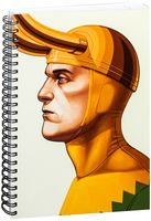 "Блокнот в клетку А5 ""Marvel"" (арт. 018)"
