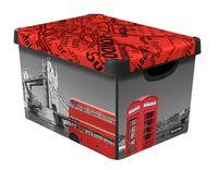 """Коробка для хранения """"London"""" (39,5х29,5х25 см)"""
