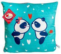 """Подушка """"Влюбленные панды"""""""
