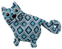 """Игрушка для кошек """"Кот"""" (15 см)"""
