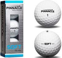 """Мяч для гольфа """"Soft"""" (3 шт.; белый)"""