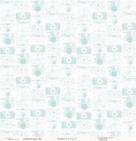 Бумага для скрапбукинга (арт. FLEER078)
