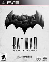 Batman: The Telltale Series (PS3)