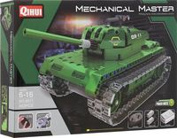 """Конструктор """"Meсhanical Master. Танк"""" (453 детали)"""