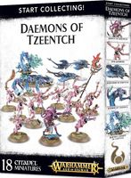 Warhammer Age of Sigmar. Daemons of Tzeentch. Start Collecting (70-84)