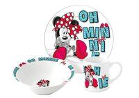 "Набор для завтрака ""Oh Minnie Icons-Bright"" (3 предмета)"
