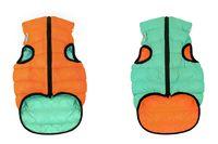 """Куртка """"Lumi"""" (22 см; салатово-оранжевая)"""