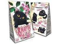 """Чай чёрный листовой """"ChokoCat. С 8 марта. Котёнок"""" (50 г)"""