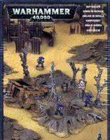 "Ландшафт ""Warhammer 40.000 Scenery: Battlescape"" (64-40)"