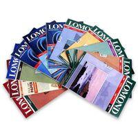 Фотобумага матовая двусторонняя Lomond (25 листов, 200г/м2, формат А4)