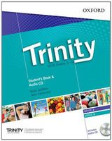 Trinity. GESE Grades 3-4. Student`s book (+ CD)