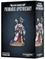 Warhammer 40.000. Space Marines. Primaris Apothecary (48-60)