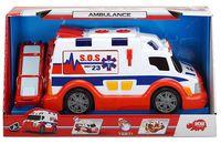 """Машина скорой помощи """"Ambulance"""" (со световыми и звуковыми эффектами)"""