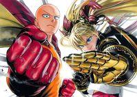 """Постер """"One Punch Man"""" (арт. 313)"""