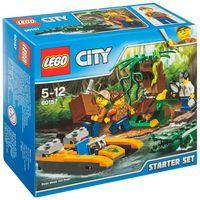"""LEGO City """"Джунгли"""""""