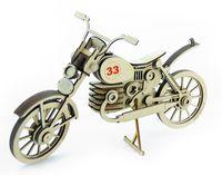 """Сборная деревянная модель """"Мотоцикл 33"""""""