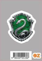 "Глянцевая наклейка ""Гарри Поттер. Слизерин"" (арт. 136)"