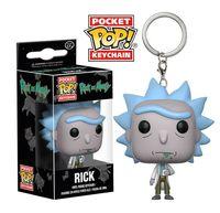 "Брелок ""Rick and Morty. Rick"""