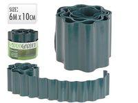 Бордюр для клумб пластмассовый (6х0,1 м)