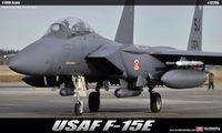 Самолет F-15E (масштаб: 1/48)