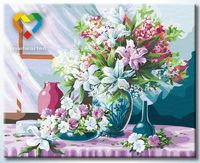"Картина по номерам ""Лето в каждом доме"" (400x500 мм; арт. HB4050169)"