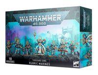 Warhammer 40.000. Thousand Sons. Rubric Marines (43-35)