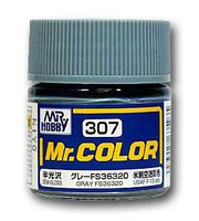 Краска Mr. Color (gray, C307)