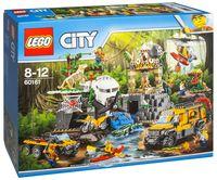 """LEGO City """"База исследователей джунглей"""""""
